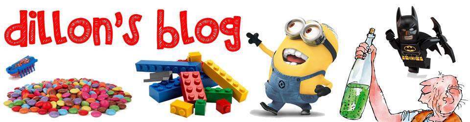 Dillon's Blog