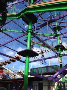 vertigo aerial assault course