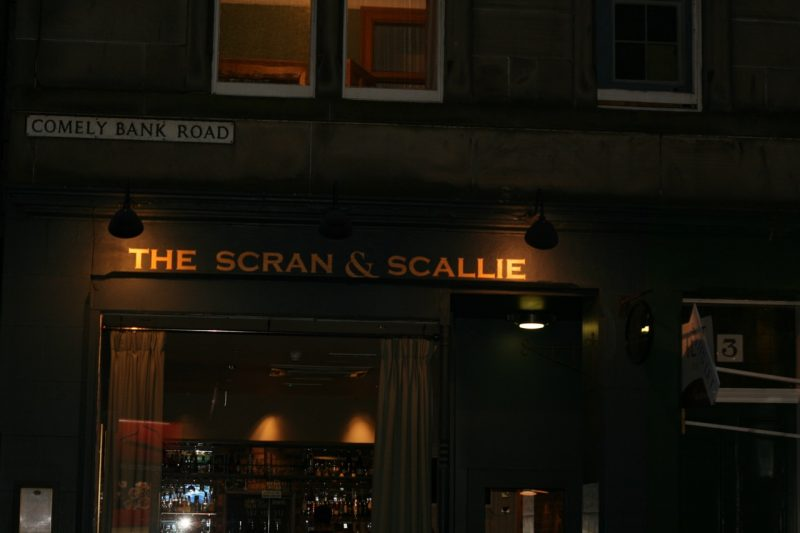 The Scran and Scallie